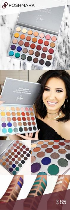 Jaclyn Hill X Morphe Palette Just got these beauties in the mail!! Ordered an extra one for my sister, but she was able to get through and order her own. Completely sold out on the website! No hate or drama please! Makeup Eyeshadow