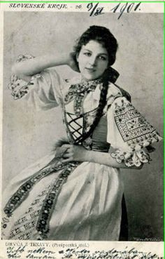 Folk Costume, Costumes, Heart Of Europe, Ethnic Outfits, Folk Embroidery, Dark Eyes, Historical Photos, Folklore, Family History