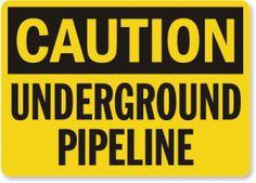 Important Pipeline and Hazardous Materials Awareness Info