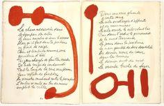 Pierre Reverdy and Pablo Picasso, Le chant des morts, 1948