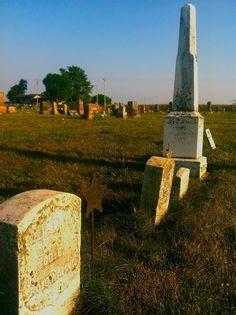 Fairview Cemetery — Madrid, Iowa