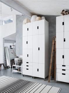 """IKEA förvaring - """"STUVA"""" (fr. barnavdelningen)"""