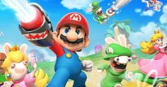 *Mario + Rabbids Kingdom Battle* Is a Good Time, Despite the Rabbids