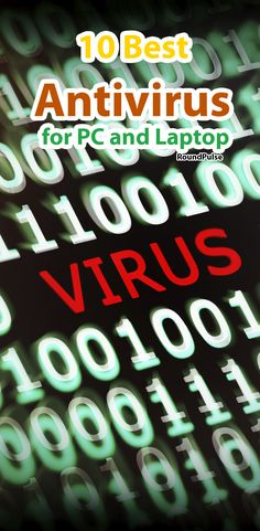 Top 10 Antivirus for PC and Laptop