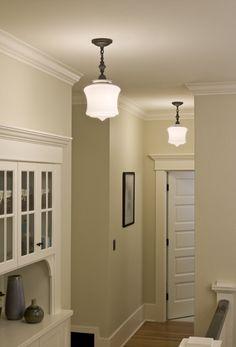 New Hallway Light Update Future House Hallway Lighting