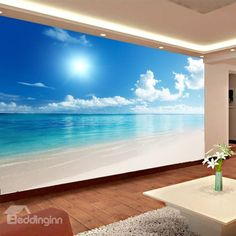 Awesome 88 Awesome Wall Murals Ideas for Various Spaces. More at http://www.88homedecor.com/2017/12/01/88-awesome-wall-murals-ideas-various-spaces/