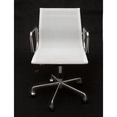 Fotel biurowy CH1171 biała siateczka Chair, Furniture, Home Decor, Decoration Home, Room Decor, Home Furnishings, Stool, Home Interior Design, Chairs