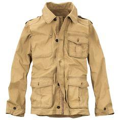 Timberland Men's Safari Jacket