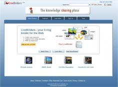 Live Binders Blog