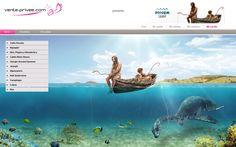 Los decorados marinos siempre han sido uno de los fuertes de nuestro equipo de Webdesign, y en el Piscum camp lo han vuelto a demostrar.  #venteprivee #VPSummerCamp #Webdesign