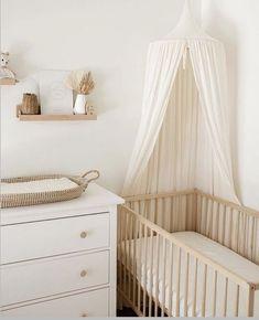 Baby Nursery Decor, Baby Bedroom, Baby Boy Rooms, Baby Decor, Kids Bedroom, Nursery Ideas, Nursery Boy, White Nursery, Girl Rooms