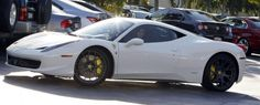 Ferrari - via Celebrity Cars Blog - pin by Alpine Concours