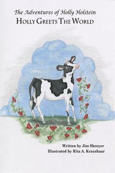 "Family Storytelling Tradition Inspires Crop Scientist to Write Children's Book - Kansas State University's Shroyer Publishes ""Holly Holstein"" | Gardneredge.com"