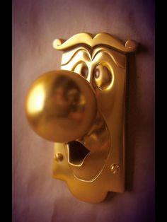 Doorknob Fairy Tale inspired