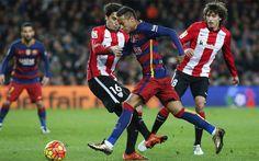 """Luis Enrique: """"Neymar está a un nivel muy superior al del año pasado"""""""