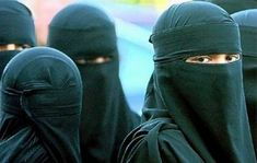 Global religion: Muslim women in Britain (file photo). A new report has shown that up nearly one in four people in the world are Muslim Sharia Law, Islam, Serum, Comme Des Garcons, Niqab, God Bless America, Muslim Women, Atheist, School