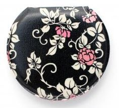 compact mirror Mirror Powder, Compact Mirror, Coin Purse, Cosmetics, Wallet, Mini, Mirrors, Crafts, Packaging