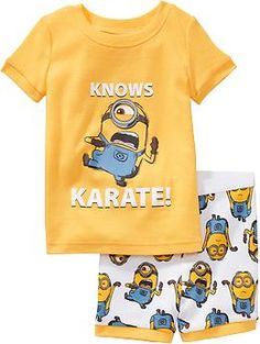 Despicable Me™ PJ Sets for Baby