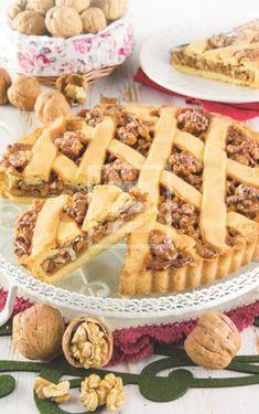 Sweet Recipes, Cake Recipes, Dessert Recipes, Bakery Cakes, Food Cakes, Italian Desserts, Italian Recipes, Breakfast Cake, No Bake Treats
