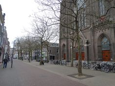 Burgwal,  Maria van Jessekerk Delft 2015
