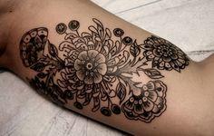 Baylen Levore's work in Austin TX at Gullycat Tattoo