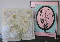 4/23/15.  Pamscrafts: Fritillaria Bouquet.