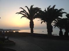 Sonnenaufgang Costa Calma Fuerteventura
