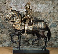 Sigismund August's armor / Kunz Lochner (1550s)