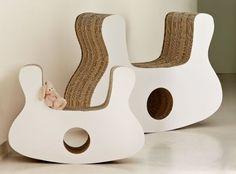 oni & oni kids | dondoli | swinging seat | by fabio biavaschi