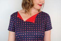 Jennifer Lauren Laneway Dress Pattern PDF