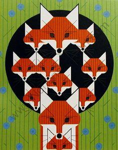 Google Bilder-resultat for http://1.bp.blogspot.com/-M74dcbyKHe0/T5TYTO3dixI/AAAAAAAAFn0/skcmWmslwJk/s1600/Charley-Harper-Foxsimilies.jpg