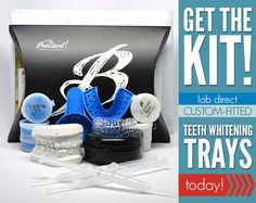 Shiny White Teeth? Yes! Score a $150 system for free!