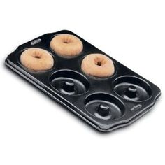 Norpro 6-Count Nonstick Donut Pan (Kitchen)  http://www.amazon.com/dp/B0002KZSSC/?tag=goandtalk-20  B0002KZSSC
