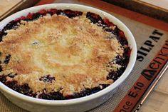 recipe blackberry cobbler