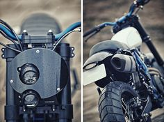 Honda Dominator by Renard Speed Shop