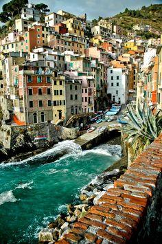 Riomaggiore, Cinque Terre - Ita