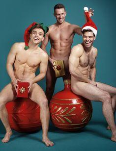 Weihnachten männliche Nacktheit, Xxx free hd virgin