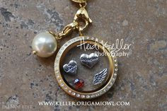 In memory of Grandma locket by Origami Owl. Get yours at www.criccio.origamiowl.com