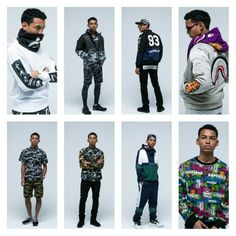 Whats trending in #menswear spring /summer Baseball and basketball jerseys, graphic tees,  colorful camo @Bape ss16 collection  #bapess16 #bapes #streetwear #streetluxe #dandy #bespoke #mensfashiontrends #dandystyle #dapper #mensfashionnetwork #mensfashiontrends #gq #complex #hypebeast #urban #cyclists #mensstyle #malemodels #mensouterweartrends #mensjackets #graphics #mensstylepost #mensstyle #hiphopclothing #skateboardfashion #mens
