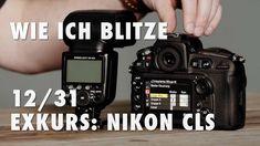 Wie ich blitze 12/31 - Nikon CLS Thing 1, Nikon, Lightning