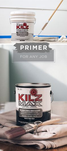 With their wide variety of high-quality products, KILZ has the perfect primer to meet your home remodeling needs. Use these primers to block stains and seal odors on a variety of common interior and exterior surfaces, including wood, drywall, plaster, paneling, wallpaper, brick, and painted metal.