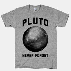 Pluto, we hardly knew ye