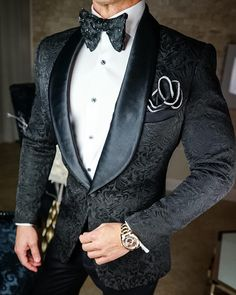 Wide Varieties Professional Sale 2019 Grey Striped Ottoman Formal Suit With Ivory Jacquard Waistcoat Custom Made Groom Suits jacket+pants+tie+vest