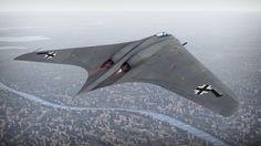 The Horten H.IX, RLM designation Ho 229 (often called Gotha Go 229 because of the identity of...