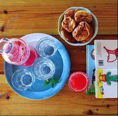 Patia / watermelon juice, the best!