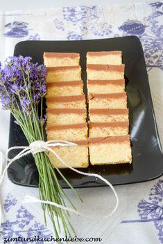 Shortbread mit Salzkaramell