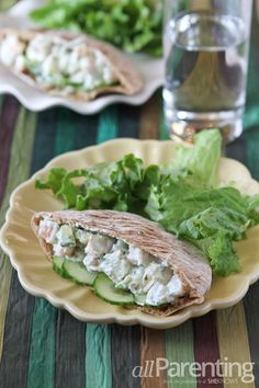 Spicy Shrimp Pita Sandwich with Yogurt Dressing - shrimp and avocados tossed with a dressing made from Greek yogurt, light mayo, lime juice, jalapeno pepper, and cilantro.