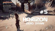Let's Play Horizon Zero Dawn #05 - Bitte bemerkt mich einfach nicht! [De...