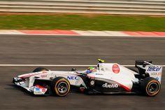 P16: Sergio Pérez (MEX) - Sauber-Ferrari C30 - 14 Points #motorsport #racing #f1 #formel1 #formula1 #formulaone #motor #sport #passion