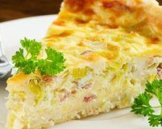 Quiche lorraine allégée au céleri-rave : http://www.fourchette-et-bikini.fr/recettes/recettes-minceur/quiche-lorraine-allegee-au-celeri-rave.html